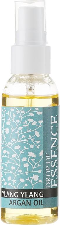 """Argan Oil """"Ylang-Ylang"""" - Drop of Essence Argan Oil Ylang Ylang"""