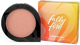 Fragrances, Perfumes, Cosmetics Face Blush - Folly Fire Illuminating Blush