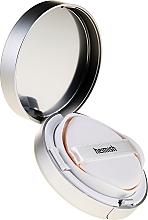 Fragrances, Perfumes, Cosmetics Sun Protection Face Cushion + Refill - Heimish Aqua Sun Metal Cushion SPF50+ PA++++