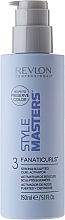 Fragrances, Perfumes, Cosmetics Repair Curl Mousse - Revlon Professional Style Masters Curly Fanaticurls