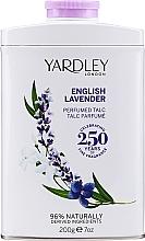 Fragrances, Perfumes, Cosmetics Body Talc - Yardley English Lavender Perfumed Talc