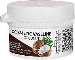 Fragrances, Perfumes, Cosmetics Face Cream - Pasmedic Cosmetic Vaseline Coconut