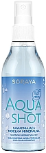 Fragrances, Perfumes, Cosmetics Moisturizing Face Spray - Soraya Aquashot