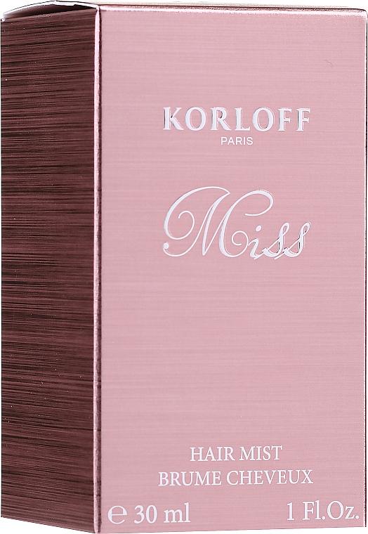 Korloff Paris Miss - Hair Mist