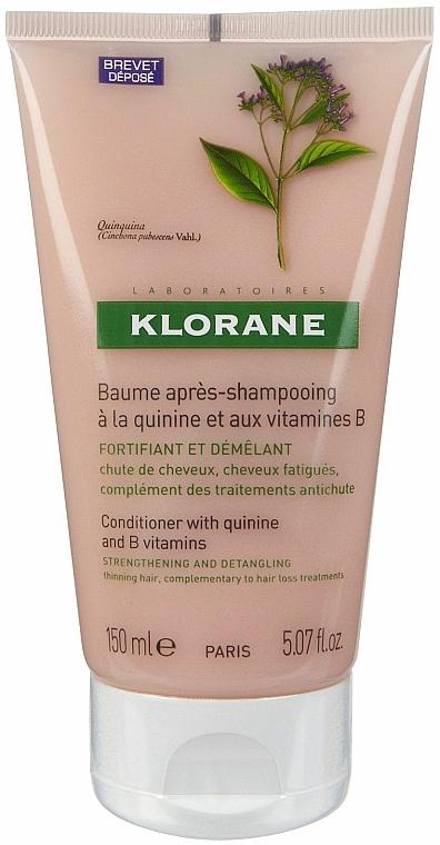 Conditioner with Quinine & Vitamin - Klorane Conditioner with Quinine & Vitamin B — photo N3