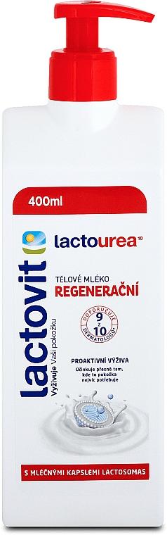 Body Regenerating Oil - Lactovit Body Milk