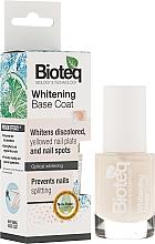 Fragrances, Perfumes, Cosmetics Whitening Base Coat - Bioteq Whitening Base Coat