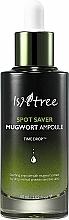 Fragrances, Perfumes, Cosmetics Soothing Mugwort Serum - IsNtree Spot Saver Mugwort Ampoule