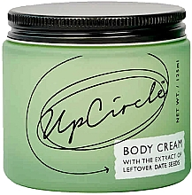 Fragrances, Perfumes, Cosmetics Date Seeds Body Cream - UpCircle Body Cream With Date