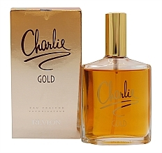 Fragrances, Perfumes, Cosmetics Revlon Charlie Gold - Body Spray