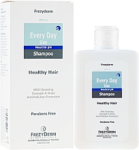 Fragrances, Perfumes, Cosmetics Daily Use Shampoo for All Hair Types - Frezyderm Every Day Shampoo