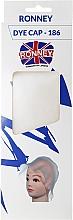 Fragrances, Perfumes, Cosmetics Hair Dye Cap 186 - Ronney Professional Dye Cap