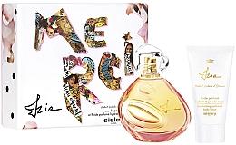 Fragrances, Perfumes, Cosmetics Sisley Izia Merci Gift Set - Set (edp/30ml+b/lot/50ml)