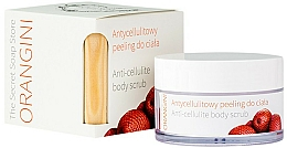 Fragrances, Perfumes, Cosmetics Anti-Cellulite Body Scrub - The Secret Soap Store Orangini Anti-cellulite Body Scrub