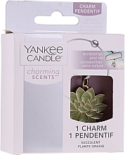 Fragrances, Perfumes, Cosmetics Car Decorative Pendant - Yankee Candle Succulent Charming Scents Charm