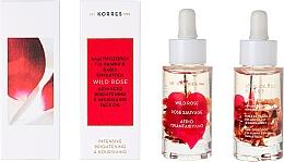 Fragrances, Perfumes, Cosmetics Wild Rose Face Oil - Korres Wild Rose Advanced Brightening & NourIshing Face Oil