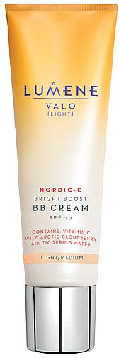 Bright Boost BB Cream - Lumene Valo Bright Boost BB Cream SPF20