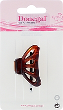 Fragrances, Perfumes, Cosmetics Hair Clip FA-5805, amber - Donegal