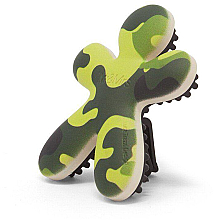 Fragrances, Perfumes, Cosmetics Car Air Freshener - Mr&Mrs Niki Pine & Eucalyptus Green Camouflage