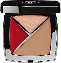 Fragrances, Perfumes, Cosmetics Contour Kit 3 in 1 - Chanel Palette Essentielle