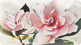 "Fragrances, Perfumes, Cosmetics Toilet Soap ""Gardenia"" - Saponificio Artigianale Fiorentino Gardenia"
