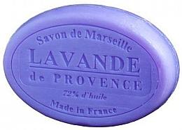 "Fragrances, Perfumes, Cosmetics Natural Soap ""Lavender"" - Le Chatelard 1802 Soap Lavender"