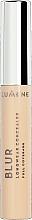 Fragrances, Perfumes, Cosmetics Long-Lasting Face Concealer - Lumene Blur Longwear Concealer
