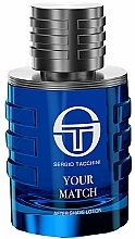 Fragrances, Perfumes, Cosmetics Sergio Tacchini Your Match - After Shave Lotion