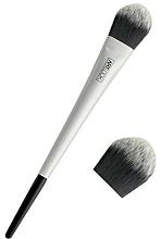 Fragrances, Perfumes, Cosmetics Concealer Brush, silver - Art Look Concealer Brush