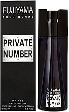 Fragrances, Perfumes, Cosmetics Succes de Paris Fujiyama Private Number - Eau de Toilette