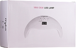 Fragrances, Perfumes, Cosmetics Nail Dryer LED Lamp, 18W/36W - MylaQ