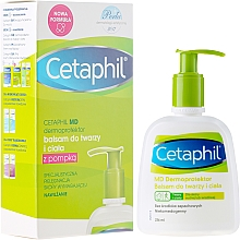 Fragrances, Perfumes, Cosmetics Moisturizing Face and Body Lotion with Pump - Cetaphil Moisturizing Lotion
