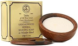 Fragrances, Perfumes, Cosmetics Sandalwood Shaving Soap (refill) - Taylor Of Old Bond Street Sandalwood Herbal Shaving Soap