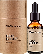 Fragrances, Perfumes, Cosmetics Nourishing Beard Oil - Zew For Men Nourishing Beard Oil