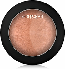 Fragrances, Perfumes, Cosmetics Face Blush - Deborah Hi-Tech Blush