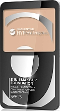 Fragrances, Perfumes, Cosmetics Face Foundation 5 in 1 - Bell Hypoallergenic Make-up Fondation SPF 25