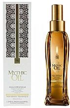 Fragrances, Perfumes, Cosmetics Natural Hair Oil - L'Oreal Professionnel Mythic Oil Original Oil