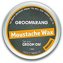 Fragrances, Perfumes, Cosmetics Moustache & Beard Wax - Groomarang Moustache & Beard Wax