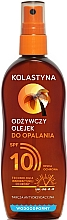Fragrances, Perfumes, Cosmetics Waterproof Tan Oil Spray SPF10 - Kolastyna