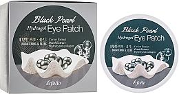 Fragrances, Perfumes, Cosmetics Black Pearl Hydrogel Eye Patch - Esfolio Black Pearl Hydrogel Eye Patch