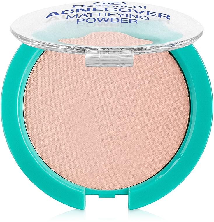 Mattifying Compact Powder - Dermacol Acnecover Mattifying Powder