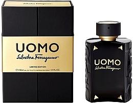 Fragrances, Perfumes, Cosmetics Salvatore Ferragamo Uomo Limited Edition - Eau de Toilette