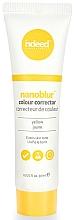 Fragrances, Perfumes, Cosmetics Face Corrector - Indeed Laboratories Nanoblur Colour Corrector
