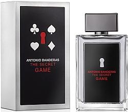 Fragrances, Perfumes, Cosmetics Antonio Banderas The Secret Game - Eau de Toilette