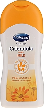 Fragrances, Perfumes, Cosmetics Calendula Milk - Bubchen Calendula Milk
