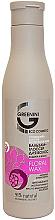 "Fragrances, Perfumes, Cosmetics Hair Balm-Glosser ""Protection & Shine"" - Greenini Floral wax"