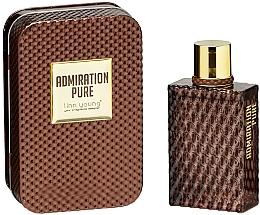 Fragrances, Perfumes, Cosmetics Linn Young Admiration Pure - Eau de Toilette