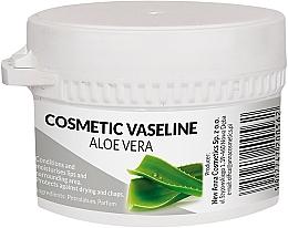 Fragrances, Perfumes, Cosmetics Face Cream - Pasmedic Cosmetic Vaseline Aloe Vera
