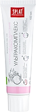 Fragrances, Perfumes, Cosmetics Toothpaste Professional Ultracomplex - SPLAT