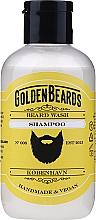 Fragrances, Perfumes, Cosmetics Beard Shampoo - Golden Beards Beard Wash Shampoo